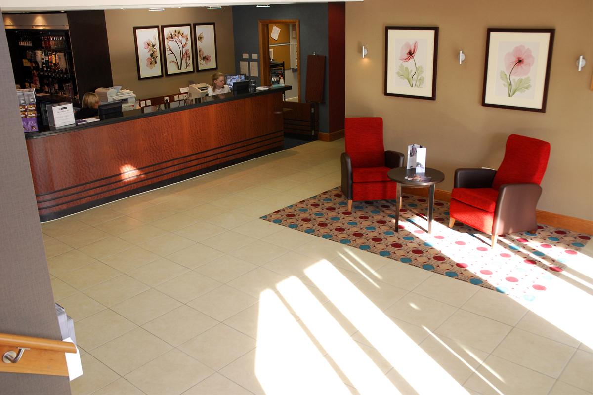 Holiday Inn Hotel, Braintree - Commercial Construction - Horizon Construction