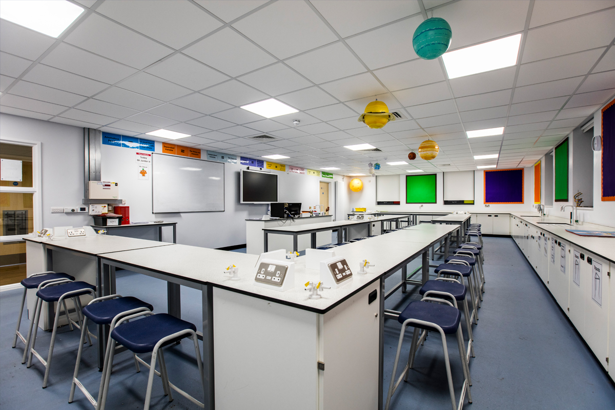 St Helena School, Colchester - Horizon Construction Group