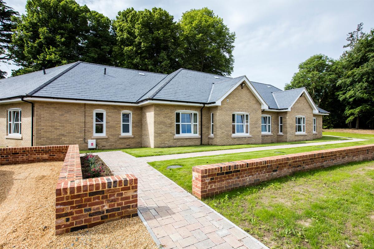 Bilney Hall Care Home, East Bilney - Healthcare Construction - Horizon Construction