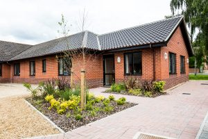 Olive House Care Home - Healthcare Construction - Horizon Construction