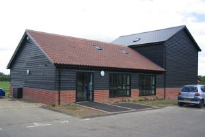 Lodge Lane Business Park, Langham - Commercial Construction - Horizon Construction Group