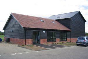 Lodge Lane Business Park, Langham - Commercial Construction - Horizon Construction Group