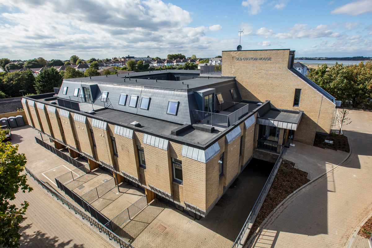 Old Customs House, Harwich 1 - Residential Construction - Horizon Construction