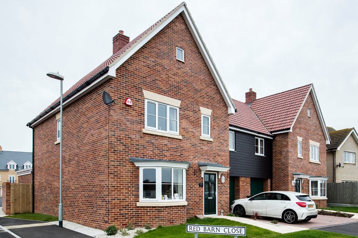 Red Barn Close, Brightlingsea - Residential Construction - Horizon Construction