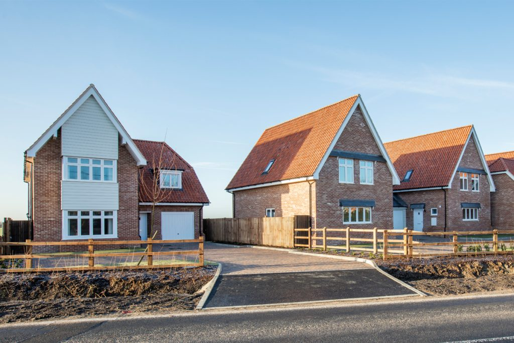 The Elms - Residential Construction Project - Horizon Construction