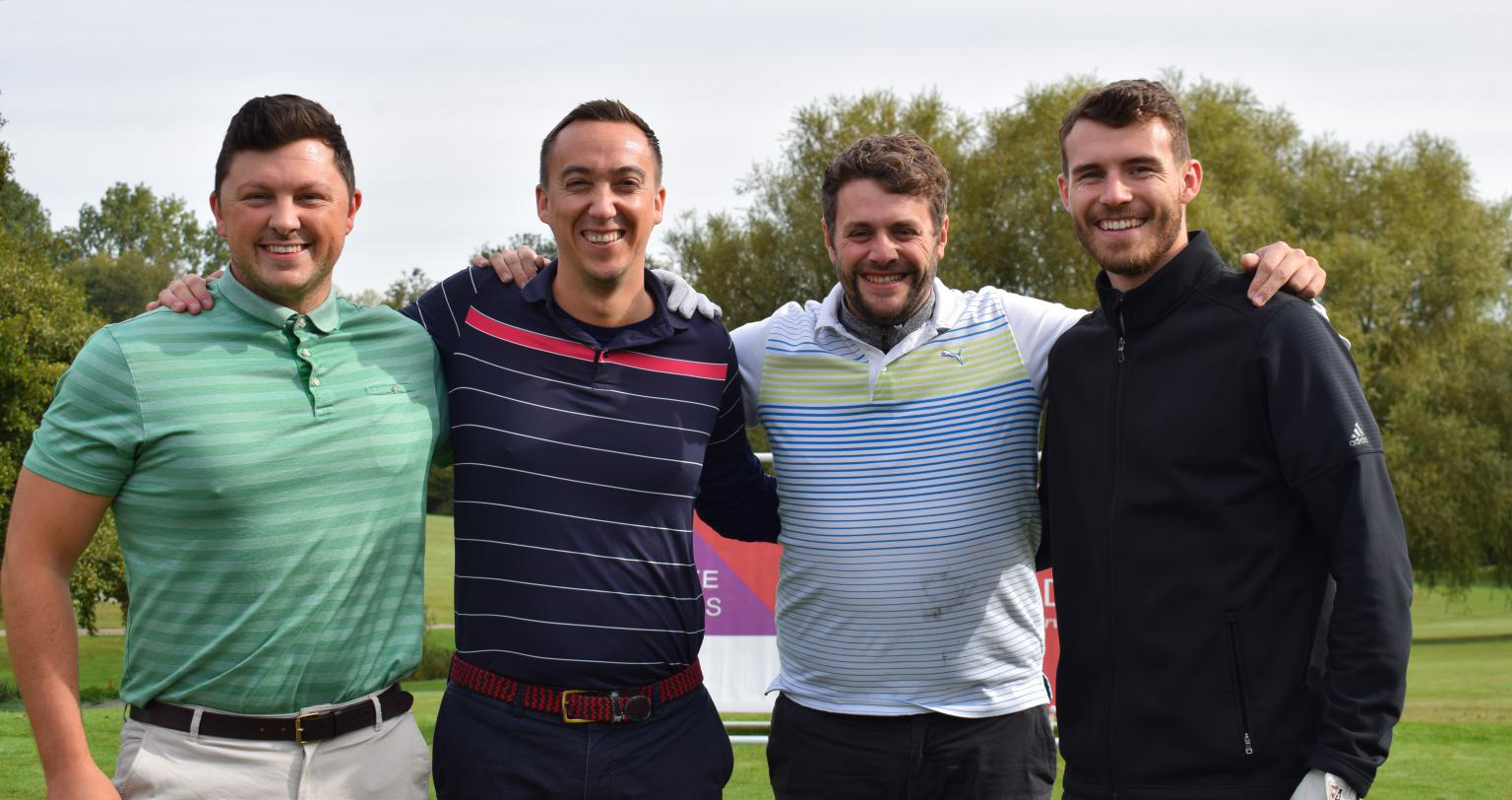 Golf Day for St Helena Charity