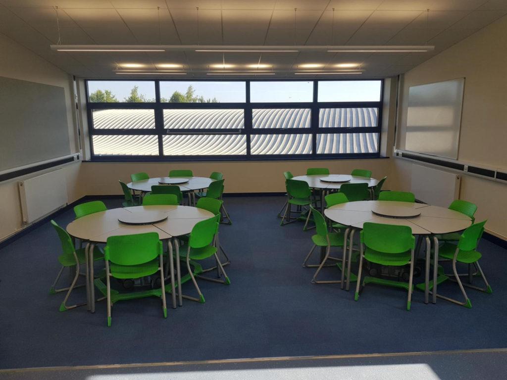 Lyons Hall School, Braintree, Essex 2