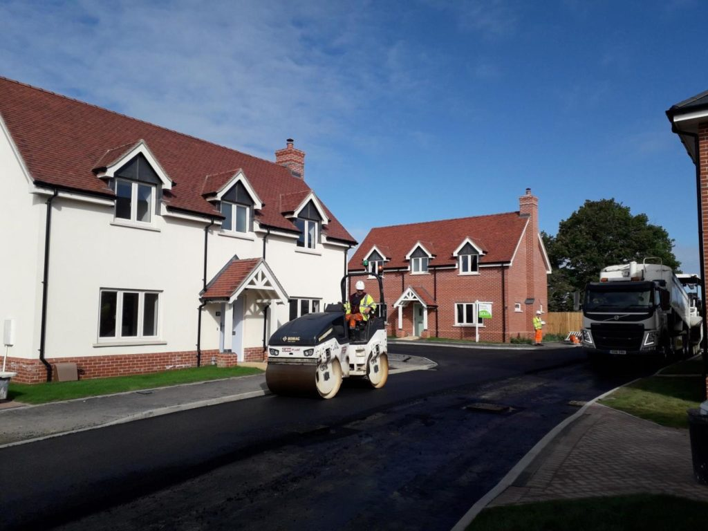 Weeley, Essex - Residential Construction