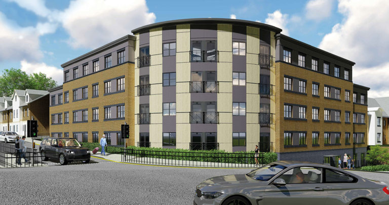 Healthcare Construction: Westhill Care Home, Dartford 1