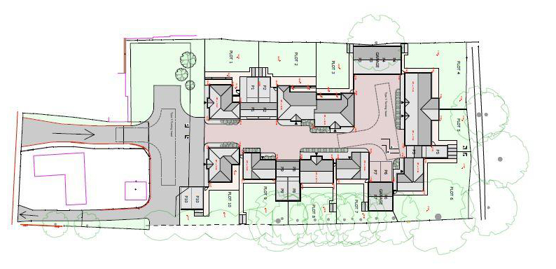 Residential Construction: Wix, Essex 1