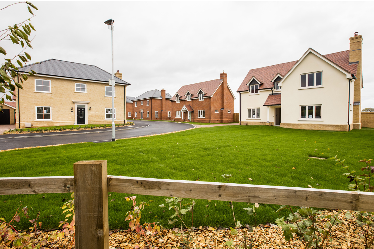 St. Andrews Close, Weeley, Essex 2 - Residential Construction - Horizon Construction