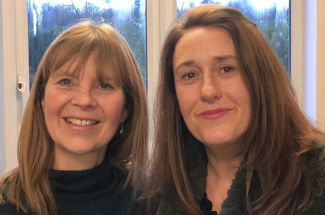 Georgina Tilley and Julia Tilley