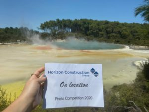 Staff 'on location' competition 2020 - New Zealand - Photo 3