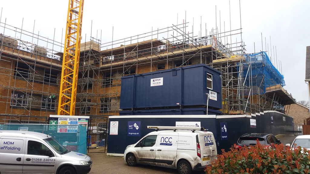 Healthcare Construction: Westhill Care Home, Dartford 2