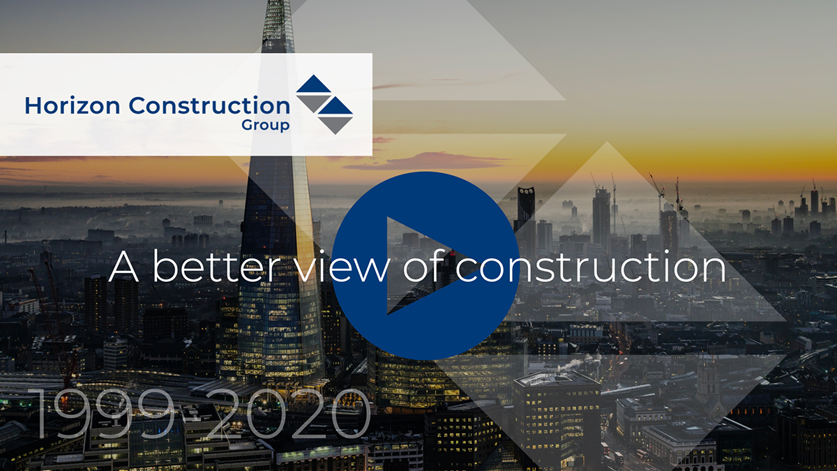 Over 20 years of construction expertise (video)
