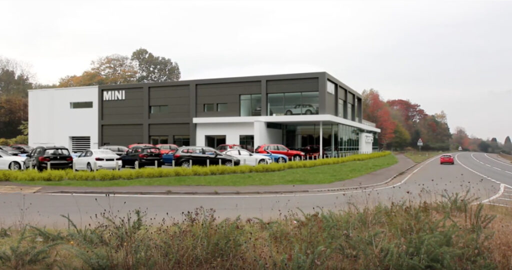 Automotive Construction: BMW and MINI, Hindhead, Surrey