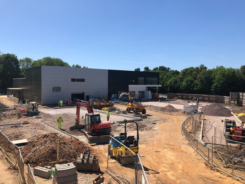 Automotive Construction: BMW and MINI, Hindhead, Surrey 1 - June 2020