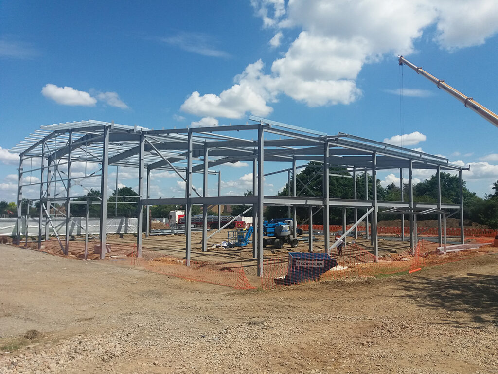 Education Construction: Chelmsford County High School for Girls - June 2020