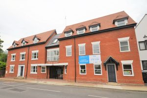 Castle Court, Colchester 1 - Residential Construction