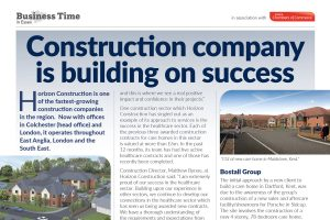 Business Focus: Care Home Construction - Healthcare