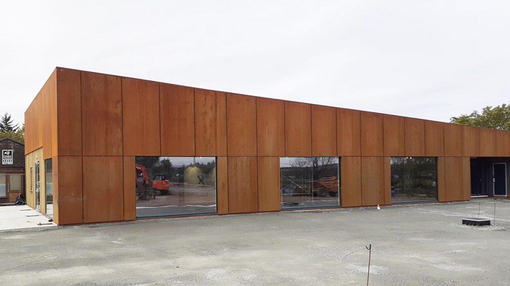 Commercial Construction for Essex Wildlife Trust, Laindon
