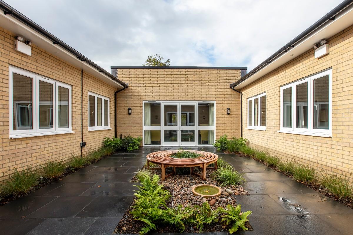 Healthcare Construction of Fornham House Care Home, Bury St Edmunds