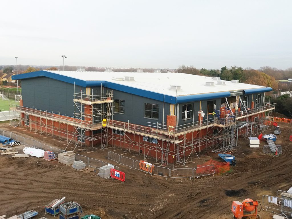 Education construction at Chelmsford County High School for Girls - Photo 1