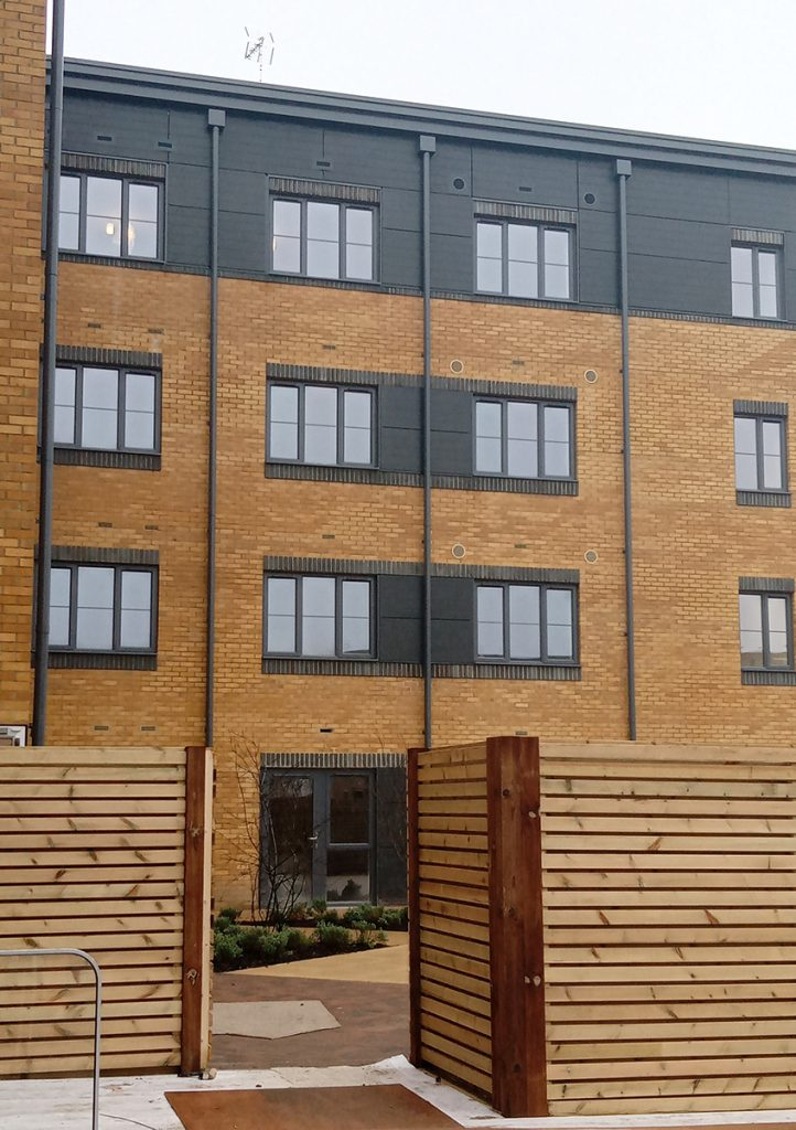 Healthcare construction of new care home in Dartford, Kent - Photo 2