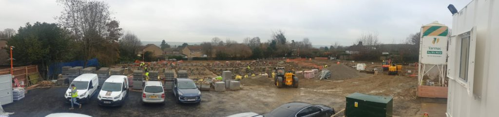 Healthcare construction of new care home in Maidstone, Kent - Photo 1
