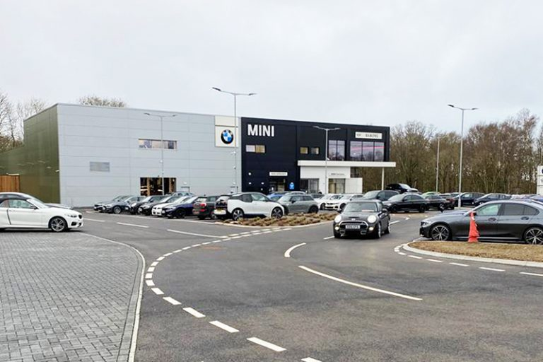 BMW & MINI Sales and Aftersales Facility, Surrey - Photo 1