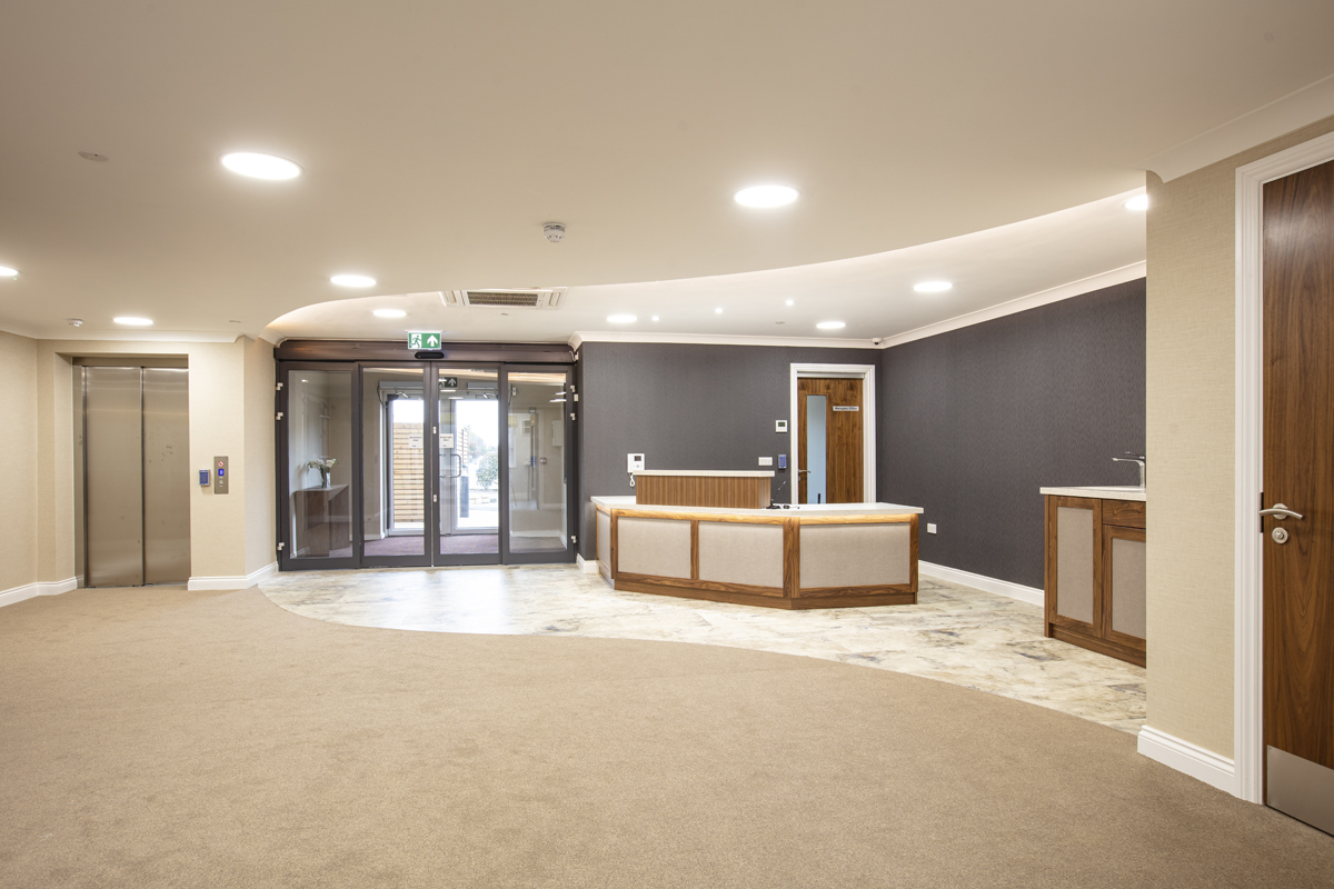 West Hill Care Home, Dartford - Healthcare Construction - Photo 3