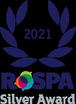 RoSPA Health and Safety Silver Award 2021 - Horizon Construction
