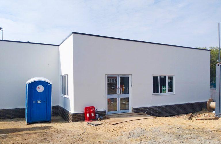 Education Construction - St Thomas Moore School - June 2021 - Photo 1