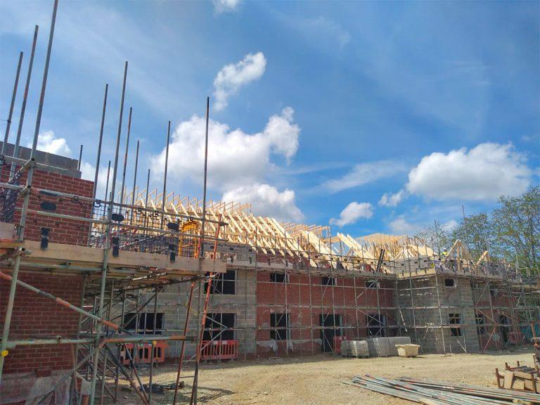 Healthcare Construction - Maidstone Care Home - June 2021 - Photo 1