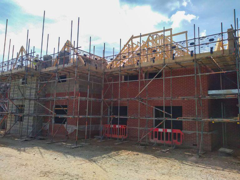 Healthcare Construction - Maidstone Care Home - June 2021 - Photo 2