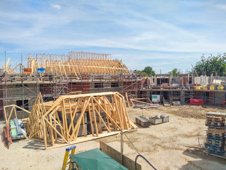 Healthcare Construction - Maidstone Care Home - June 2021 - Photo 6