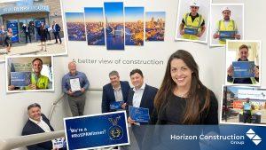 Horizon Construction - RoSPA Award Winner