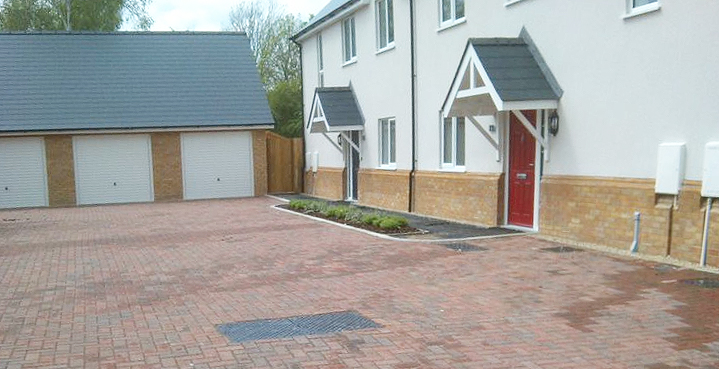 Residential Construction - Wix, Essex - June 2021 - Photo v1