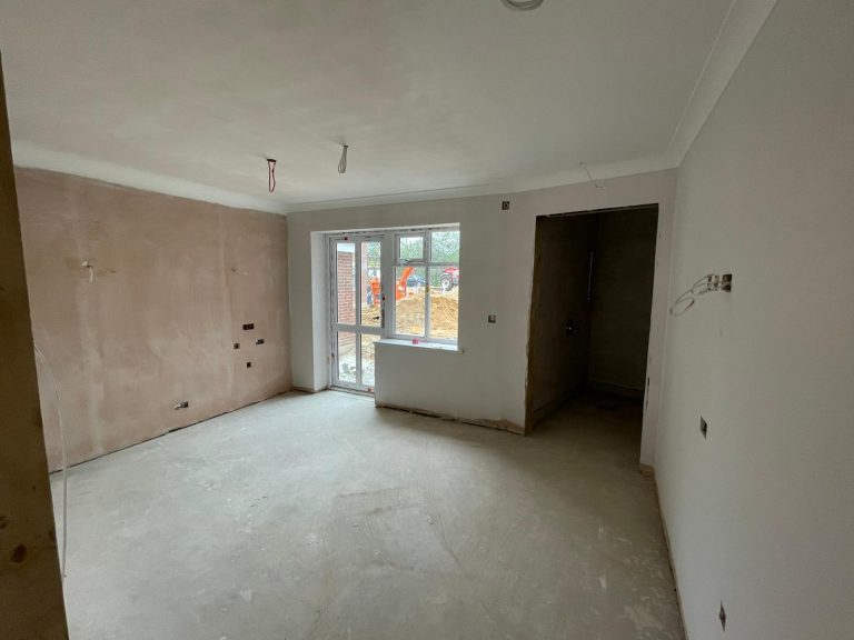 Care Home Construction - Woodbridge, Suffolk - June 2021 v3