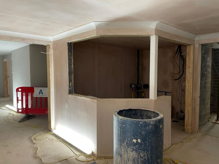 Care Home Construction - Woodbridge, Suffolk - June 2021 v5
