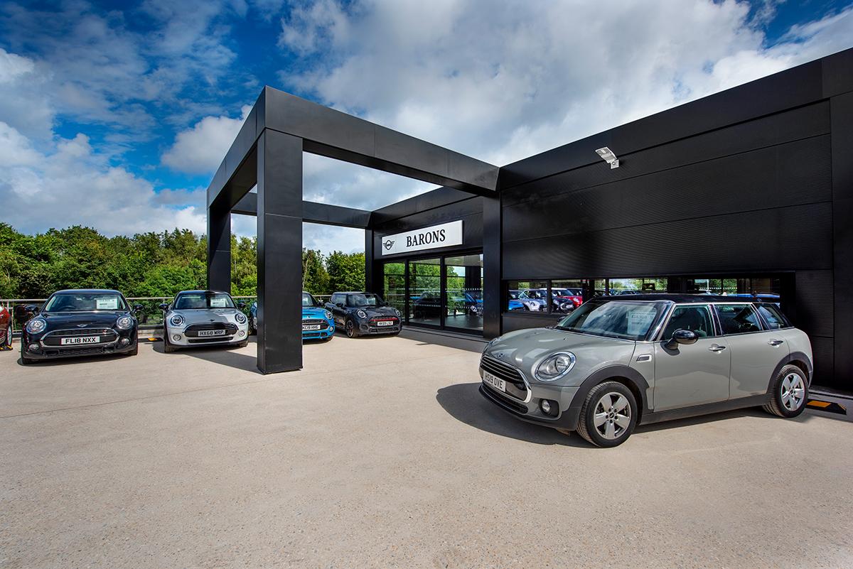BMW Dealership, Hindhead - Automotive Construction - Photo 3