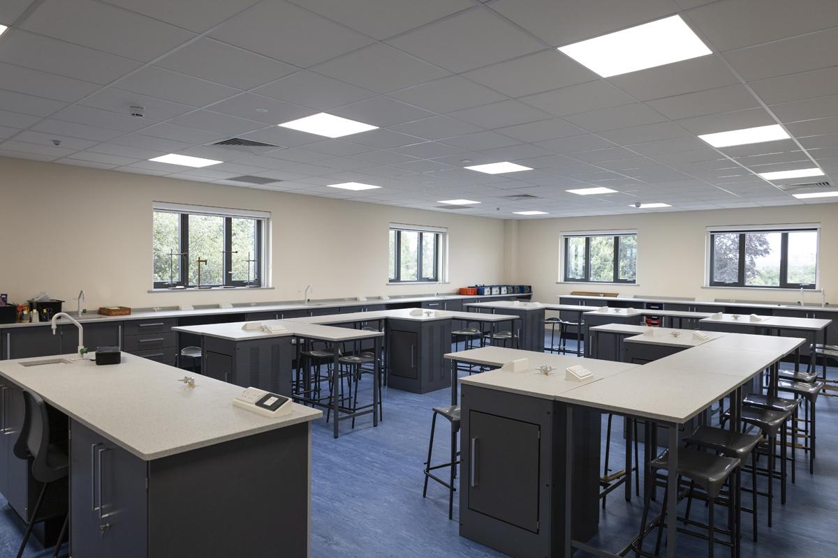 Chelmsford County High School for Girls - New Teaching Block - Photo 2