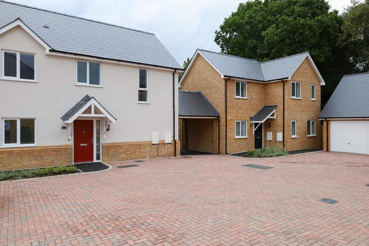 White Hart Close, Wix - Residential Construction - Photo 1