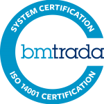 ISO 14001 System Certification - Construction