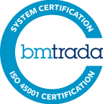 ISO 45001 System Certification - Construction