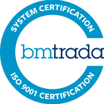 ISO 9001 System Certification - Construction